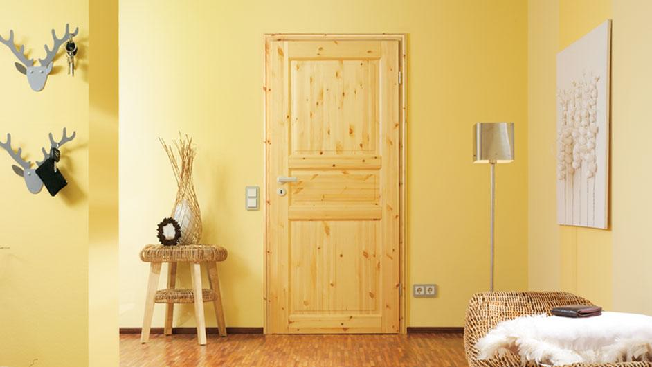 Innentüren holz landhaus  Türen aus Holz